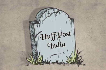 The sudden obituary of HuffPost India