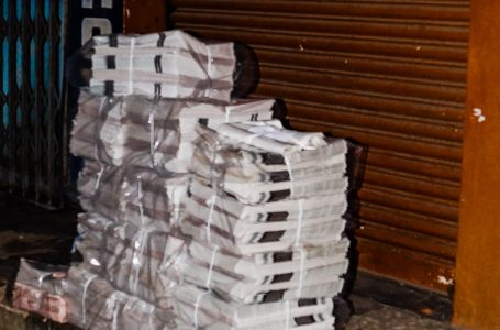 How are the NewspaperVendors surviving the Pandemic?