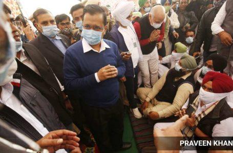 #DelhiCM, Arvind Kejriwal has been allegedly put under house arrest
