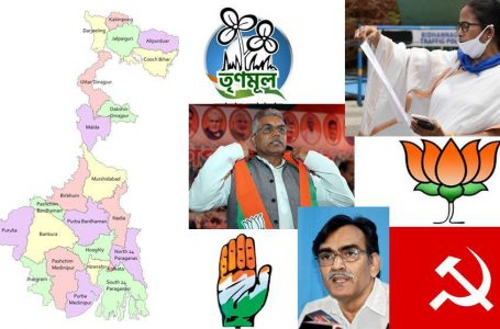 Bengal gears up for 2021 Legislative Assembly Election