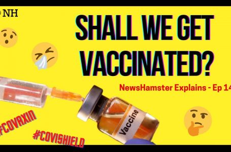 Shall we get vaccinated?|Largest vaccination drive in the world