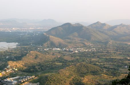 Ecological Degradation in the Aravalli Hills