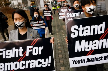 All You Need To Know About The Protest In Myanmar