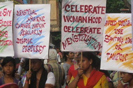The heart-breaking reality of period poverty in India