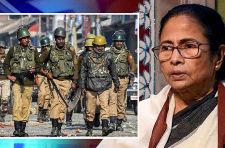 """""""This is genocide,"""" Mamata Banerjee described the killing of four people at Cooch Behar"""