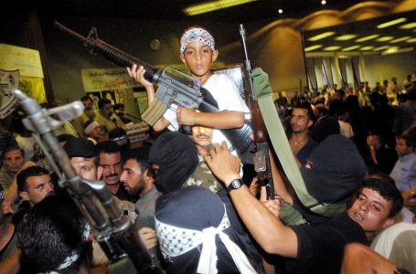 How are children lured into terrorism