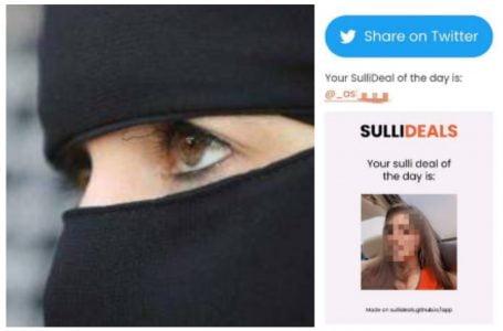 Sulli Deals: App to auction off Muslim women using stolen photos