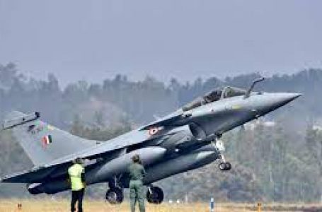 IAF's second Rafale squadron is to be operational by the end of July.