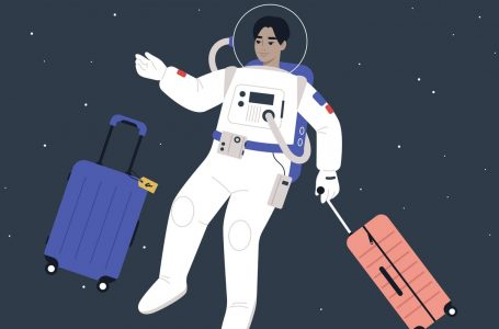 What space tourism holds?