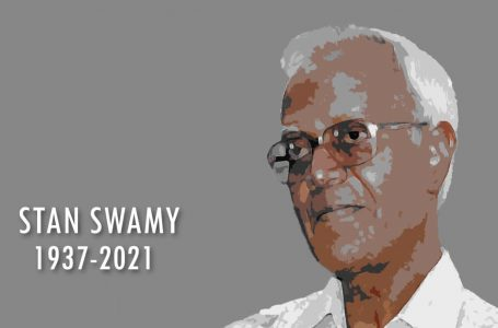 Fr. Stan Swamy: A Voice that Couldn't be Silenced.