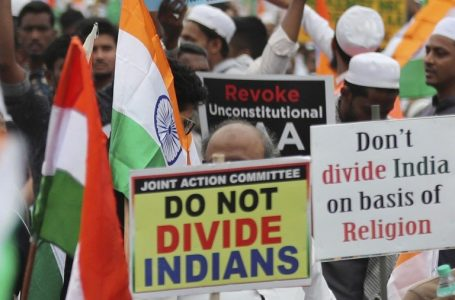 Discrimination in the name of religion in India?