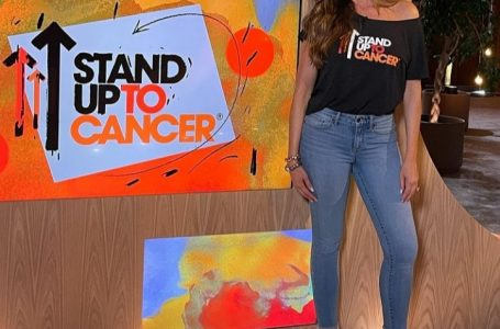 Sofia Vergara opens up about how she confronted Cancer