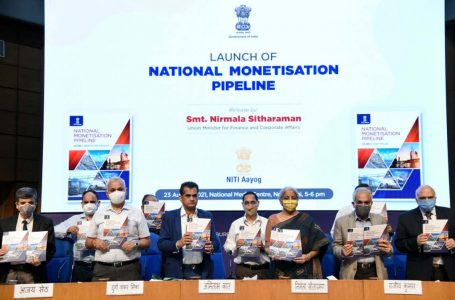 Explained – What is National Monetisation Pipeline?