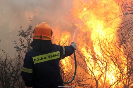 Southern Europe battles wildfires