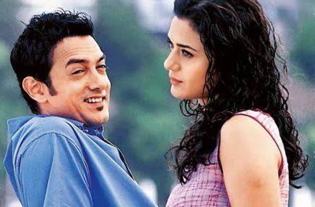 "Preity Zinta walks down the memory lane of ""Dil Chahta Hai"""