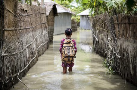 Children in India at 'extremely high risk' due to climate change: UNICEF