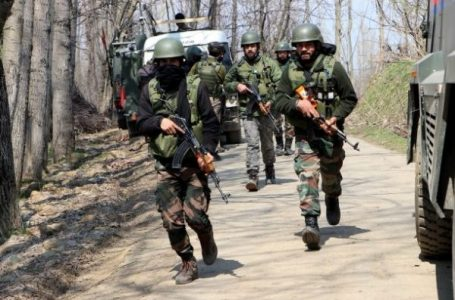 3 terrorists eliminated by the Indian army