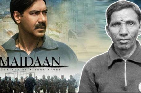 """Maidaan"" to release on Dussehra"