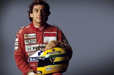 Netflix announces the Life story of Ayrton Senna
