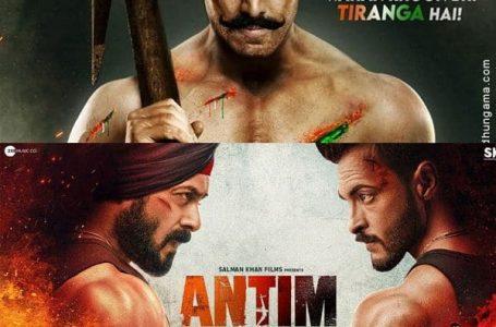 Salman Khan's 'Antim' to clash with John Abraham's 'Satyameva Jayate 2'