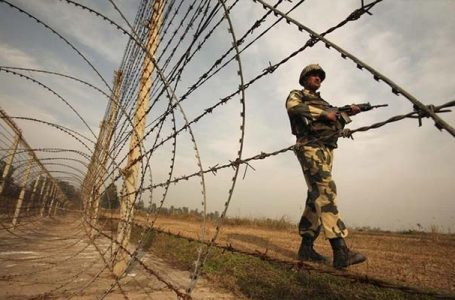 Infiltration along the LoC