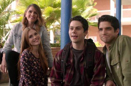 Teen Wolf movie : the original cast to reunite